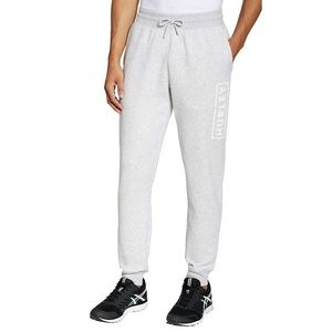 Hurley Men's Boxed Logo Relaxed Fit Fleece Joggers